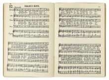 (JUDAICA.) Goldstein, Moritz. Kol Zimroh: A Hymn Book for Temples and Sabbath Schools.