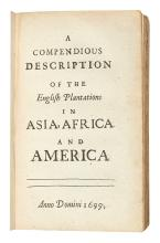 (LAW.) [Curson, Henry.] Compendium of the Laws and Government Ecclesiastical, Civil and Military, of England . . . and Dominions.
