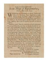 (NEW HAMPSHIRE.) Whereas the Selectmen of Several Towns . . . have Neglected to Make Return to the Secretary Proper Inventories . . .