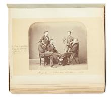 (NEW YORK.) Class album of Union College.