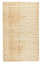 (PENNSYLVANIA.) [Patterson, Robert.] A Whiskey Rebellion sympathizer encounters the army sent to crush it.