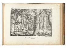 (TRAVEL.) Montulé, Edouard de. Recueil des Cartes et des Vues du Voyage en Amérique en Italie en Sicile et en Egypte.