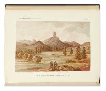 (UTAH.) Macomb, John N. Report of the Exploring Expedition from Santa Fé . . . to the Junction of the Grand and Green Rivers.