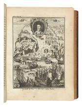 (EARLY EXPLORATION.) Lafitau, Joseph François. Histoire des Découvertes et Conquestes des Portugais dans le Nouveau Monde.