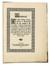(EARLY EXPLORATION.) Stevens, Henry; editor. Collection of 6 printings of early Spanish manuscripts by Las Casas, Cortes, and more.