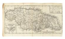 (JAMAICA.) [Leslie, Charles.] A New History of Jamaica.