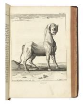 (SOUTH AMERICA.) Feuillée, Louis. Journal des Observations Physiques, Mathematiques et Botaniques,
