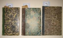 (MEXICO.) Group of 3 sammelband volumes containing 33 military pamphlets.