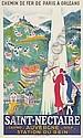 ROGER DE VALERIO SAINT-NECTAIRE. Circa 1930., Roger de Valerio, Click for value
