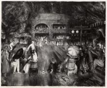 GEORGE BELLOWS The Tournament.
