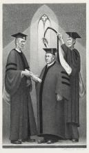 GRANT WOOD Honorary Degree.