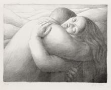 GEORGE TOOKER Embrace.