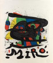 JOAN MIRÓ Miró Sculptures (Walker Art Center).