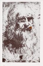 MAN RAY The Father of Mona Lisa.