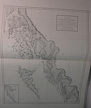 (ALASKA.) Alaska Boundary Tribunal. United States Atlas. Maps and Charts accompanying the Case and Counter Case of the United States.