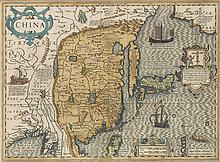 (CHINA.) Mercator, Gerard. China.