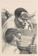 H. COLLINS The Fight for Freedom. Negroes in the Civil War.