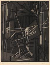 MAVIS PUSEY (1928 -  ) Mobile Images.