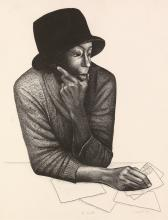 ELIZABETH CATLETT (1915 - 2012) Cartas.