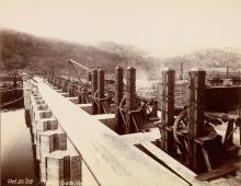 (NY POWER & ENERGY) Pair of industrial albums associated with the Hudson River Power Company