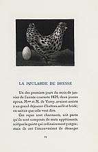 (AVATI, MARIO.) Brillat-Savarin, Jean Anthèlme. Aphorismes Menus & Variétés.