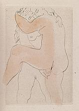 (CURIOSA.) [Lurçat, Jean; and Jablonski, Pierre-Charles. Roger ou les à côte de l'ombrelle.