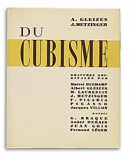 (CUBISM.) Gleizes, Albert; and Metzinger, Jean. Du Cubisme.