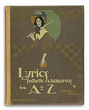 DULAC, EDMUND. Lyrics, Pathetic and Humorous from A to Z.