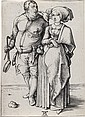 ALBRECHT DÜRER The Cook and his Wife.