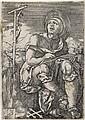 HANS SEBALD BEHAM St. Anthony the Hermit.