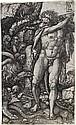 PETER MAES Hercules and Cerberus.