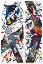 SAM FRANCIS Untitled (SFE-028).