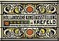 JOHAN THORN PRIKKER (1868-1932) HOLLANDISCHE KUNSTAUSTELLUNG / KREFELD. 1903.