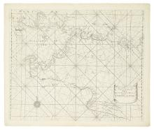 THORNTON, JOHN and SAMUEL. A New and Correct Chart of Part of the Island of Java