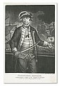 (AMERICAN REVOLUTION--PRINTS.) Will, J.M., engraver; [after Corbutt.] Commodore Hopkins, Commander in Chief of the American Fleet.