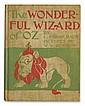 (CHILDREN'S LITERATURE.) Baum, L. Frank The Wonderful Wizard of Oz.