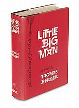 BERGER, THOMAS. Little Big Man.
