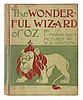 (CHILDREN'S LITERATURE.) Baum, L. Frank. The Wonderful Wizard of Oz.