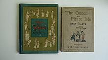 (CHILDREN'S LITERATURE.) (Greenaway, Kate.) Harte, Bret. The Queen of the Pirate Isle.
