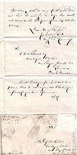HANCOCK, WINFIELD SCOTT. Autograph Letter Signed,