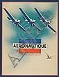 (AVIATION.) Ligue Aeronautique de France.
