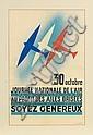 (AVIATION.) 30 Octobre / Journée Nationale de l'Air.