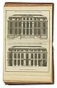 (ARCHITECTURE.) Blondel, Jacques-François. Cours d'Architecture ou Traité de la Décoration . . . les Bâtiments.
