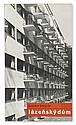 (ARCHITECTURE.) Koula, J. E. Nová cezká architektura. A jeji vyvoj ve XX. stoleti.