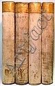 BAYLE, PIERRE; et al. Dictionnaire Historique et Critique . . . Cinquième Édition, revue, corrigée et augmentée.  4 vols.  1740