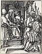 ALBRECHT DÜRER Pilate Washing his Hands.