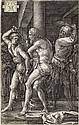ALBRECHT DÜRER The Flagellation.