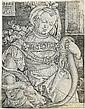 HEINRICH ALDEGREVER Group of 5 engravings.