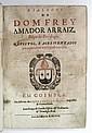 ARRAIS, AMADOR. Dialogos.  1604