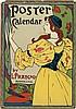 LOUIS J. RHEAD (1858-1926) AND FERDINAND SCHUYLER MATHEWS (1854-1938). [POSTER CALENDAR.] 11 individual months and cover. 1896. 11x17 i